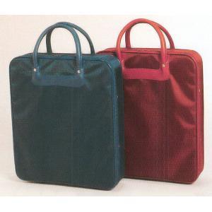着物バッグ 和装バッグ 衣裳鞄 衣装バッグ 着物鞄 和装かばん 縦型 ジャガード 紺 エンジ|kameya