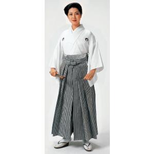 縞袴(馬乗り型・太縞) 式典 成人式のはかま 日舞 詩吟 能楽の舞台 舞踊袴 高品位日本製 踊り袴|kameya