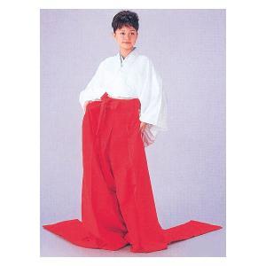 長袴 はかま 馬乗り 張袴 十二単 静御前 静の舞 白拍子 長 袴 日本製 緋赤|kameya