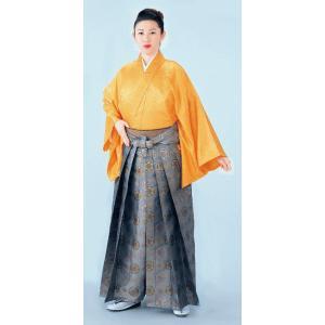 金襴袴(馬乗り型・源氏車) 日舞 詩吟 能楽の舞台 舞踊袴 式典 成人式のはかま 高品位日本製 踊り袴|kameya