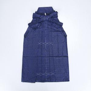 袴 メンズ レディース 馬乗り袴 成人式 踊り 袴 日本製 紺 花菱 亀甲|kameya