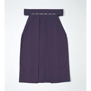 神官用袴(3シーズン用・紫) 神職用衣裳 神主用衣装 神職の常装 祭祀衣装 神社の仕事着 kameya