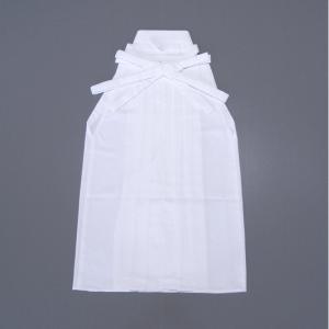 無地袴(白) しなやかな裾さばきの神楽舞袴 踊り 舞台 ステージ 式典 成人式用はかま 日舞・詩吟・能楽の舞台衣装用の袴|kameya
