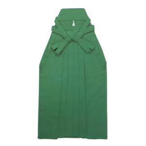 袴 メンズ レディース 馬乗り袴 無地 成人式 茶道 踊り 袴 日本製 緑|kameya