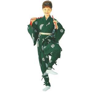 たっつけ袴 2点セット 袴下着物 袴 祭り 踊り 手古舞 獅子舞 たっつけ袴 納期45日 獅子毛 木綿|kameya