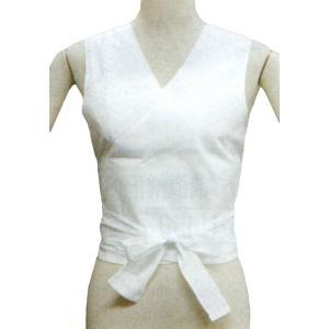 補正下着 肩 バスト ウエスト 補正着 着物 和装 補正肌着 パッド付き 肌着 下着 白 M L|kameya