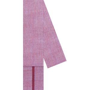 角帯(幅9cm×長さ400cm・ポリエステル/ワイングレー・雨縞) リバーシブル男物角帯 法被/はっぴ/半天/袢天/半纏帯 着物/浴衣/袢纏/はんてん用男帯 kameya