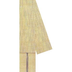 角帯(幅9cm×長さ400cm・ポリエステル/ベージュ・雨縞) リバーシブル男物角帯 法被/はっぴ/半天/袢天/半纏帯 着物/浴衣/袢纏/はんてん用男帯 kameya