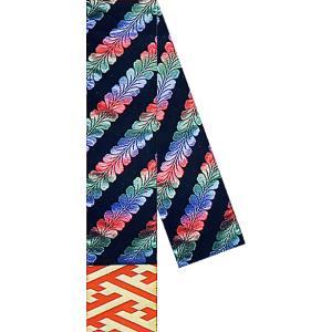 角帯 男物 3寸帯 メンズ角帯 踊り帯 袴下帯 祭り 盆踊り 帯 浴衣 11.5×350cm 黒 藤 kameya