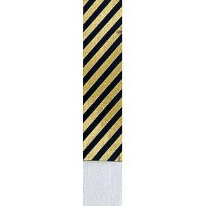 角帯 男物 3寸帯 メンズ角帯 踊り帯 袴下帯 祭り 盆踊り 帯 浴衣 11×350cm 黒 斜め縞 kameya