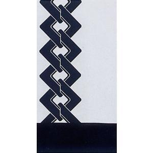 昼夜帯 くじら帯 踊り 帯 昼夜 日本舞踊 成人式 30×490cm 長尺 白 吉原つなぎ|kameya