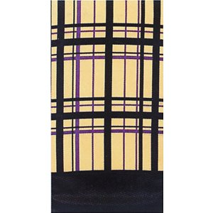 昼夜帯 くじら帯 踊り 帯 昼夜 日本舞踊 成人式 30×490cm 長尺 イエロー 矢鱈格子|kameya