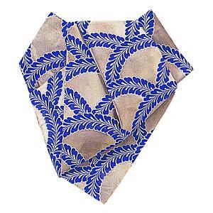 後見帯 作り帯 後見結び帯 踊り 帯 着物 クリーム 藤 青海波 日本舞踊 歌舞伎 成人式|kameya