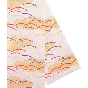 八寸帯 袋帯 舞踊帯 踊り帯 八寸袋帯 日本舞踊 成人式 30×435cm アイボリー 露芝 雲|kameya