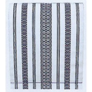 名古屋帯 舞踊帯 踊り 帯 八寸名古屋帯 献上柄 日本舞踊 30×360cm 白 黒|kameya