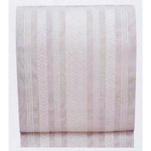 夏帯 紗帯 名古屋帯 舞踊帯 夏用 踊り 帯 着物 日本舞踊 舞台 30×360cm 白 白柄 npd-9033|kameya