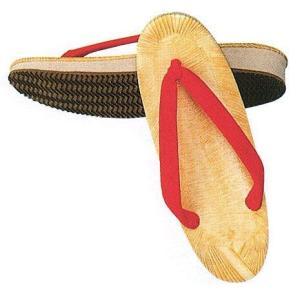 草履 ぞうり レディース 雪駄 赤鼻緒 スポンジ クッション 祭り 着物 浴衣 草履 和装履物 nsd-6072|kameya