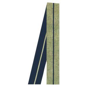 半纏帯 法被 はっぴ 帯 よさこい 踊り帯 綿紬 祭り ベルト 袢天帯 半天帯 イエロー グレー|kameya