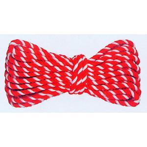 紅白紐(7m) 入学式 卒業式 創立記念 イベント事業 新年祝賀行事 各種式典用紅白紐 祭り用品|kameya