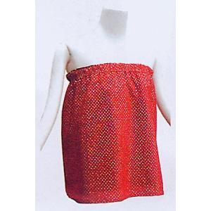 キャミソール レディース ラメ スパン メタリック 踊り よさこい キャミソール レッド 祭り用品|kameya