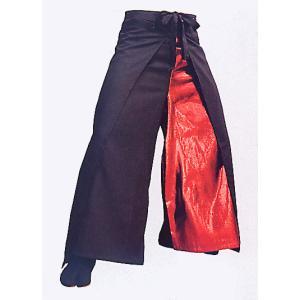 巻きスカート式ワイドパンツ まつり用ズボン よさこい衣裳 舞台 ステージ 踊り用ゆったりパンツ 祭りボトムス 祭り用品 祭り衣装|kameya