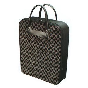 着物バッグ 和装バッグ 衣裳鞄 衣装バッグ 着物鞄 和装かばん 縦型 印伝調|kameya