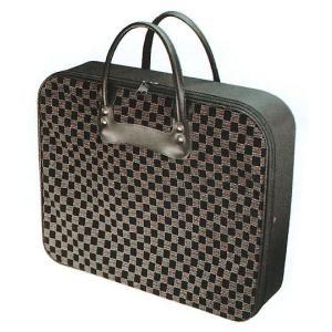 着物バッグ 和装バッグ 衣裳鞄 衣装バッグ 着物鞄 和装かばん 横型 印伝調|kameya