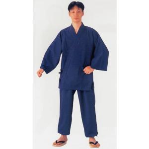 作務衣 メンズ レディース 刺子風 さむえ ユニフォーム 刺子風作務衣|kameya