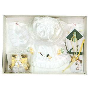 フードセット お宮参り 4点セット 出産祝い 赤ちゃん 男児 女児 ベビー用品 白|kameya