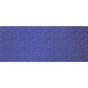 お値打ち小紋柄手拭い(長さ90cm・紺/トンボ) 裏側まで染まったお値打ち手拭い 祭り 踊り手ぬぐい 実用ハンカチ布巾 祭り用品 [nmd-9032-20]|kameya