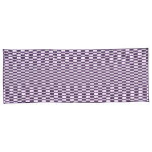 タオル 和風 おしゃれ レトロ 小紋 和タオル 勝負たおる? 矢絣 紫|kameya