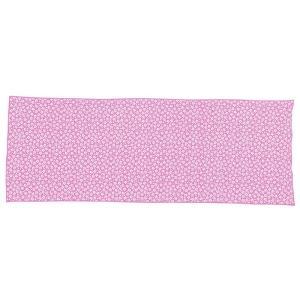 タオル 和風 おしゃれ レトロ 小紋 和タオル 勝負たおる? 小桜 ピンク|kameya