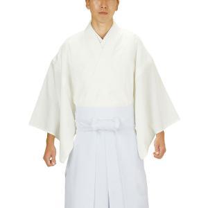 神職用白衣(冬用) 神職用衣裳 神主用衣装 神職の常装 祭祀衣装 神社の仕事着 [男物・女物有り] kameya