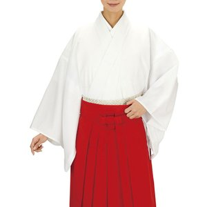 袴下着物 男性 女性 袴用着物 成人式 卒業式 祭り 踊り 手古舞 太鼓 袴下着物 S 白|kameya