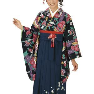 専用の振袖着物(袷仕立て上がり・黒・桜・杜若・藤・蝶) 成人式 卒業式 謝恩会 日本舞踊 舞台ステージ用袴下着物|kameya