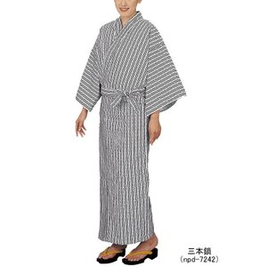 浴衣 ゆかた セット 帯付き メンズ レディース 旅館 ゆかた ホテル 寝間着 ねまき浴衣 筒袖 全3柄|kameya