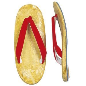 草履 ぞうり レディース 雪駄 赤×白鼻緒 合皮底 祭り 着物 浴衣 草履 和装履物 kz-M|kameya