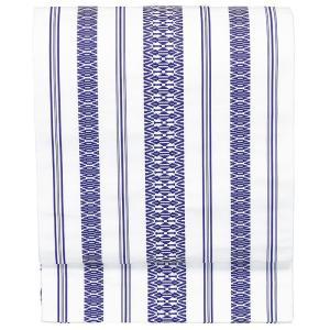 名古屋帯 舞踊帯 踊り 帯 八寸名古屋帯 献上柄 日本舞踊 30×360cm 紫|kameya
