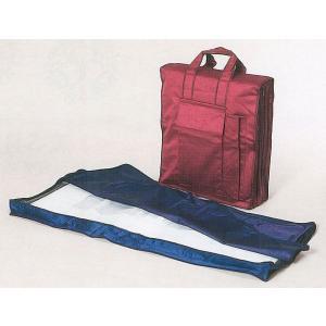 着物バッグ 和装バッグ ソフト衣裳鞄 衣装バッグ 着物鞄 和装かばん エンジ 紺|kameya
