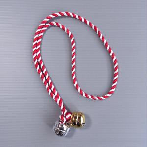 金銀鈴(赤紐) お祭り鈴 鳴り物入り? 祭り用品 まつり小道具|kameya