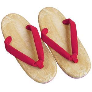 草履 ぞうり 子供 雪駄 赤鼻緒 スポンジ クッション 祭り 着物 浴衣 草履 子ども 和装履物 kz|kameya