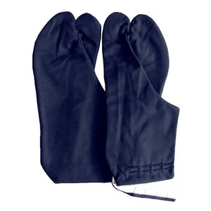 紺足袋(黒布底) 紺色黒底足袋 舞踊カラー足袋 踊り足袋 色足袋 着物 和装足袋 舞台 ステージ足袋|kameya