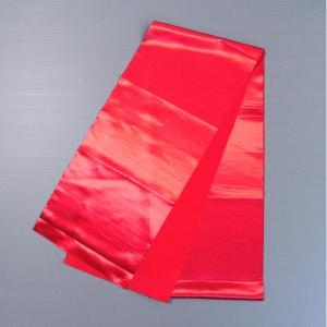 太鼓用 兵児帯 布帯 巻き帯 まき帯 巻帯 祭り 帯 踊り 舞台 ステージ よさこい 赤 28×260cm|kameya