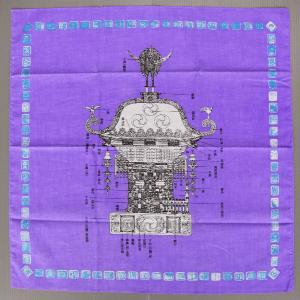 バンダナ ハンカチ スカーフ ポケットはんかち 和風バンダナ 神輿|kameya