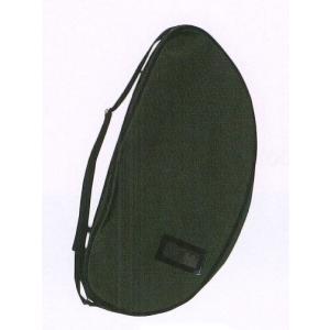 おけさ笠かばん 編笠バッグ ショルダー付きおけさ笠バッグ 開閉ファスナー式編み笠収納ケース|kameya