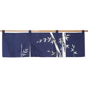 のれん おしゃれ カウンター 暖簾 和風 のれん ショート 85×25cm 竹|kameya