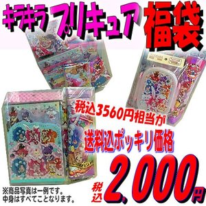 キラキラプリキュアアラモード福袋♪送料税込ポッキリ2000円...