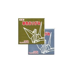 単色おりがみ(単色折り紙)11.8(金・銀)(063_159/160)