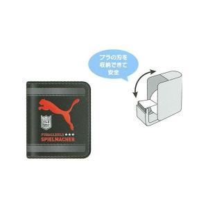 プーマ(PUMA)テープカッタ−(携帯用セロハンテープケース)(PM121)