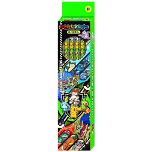 ポケットモンスター[ポケモン]PocketMonsterわくわく新学期かきかたえんぴつB(かきかた鉛...